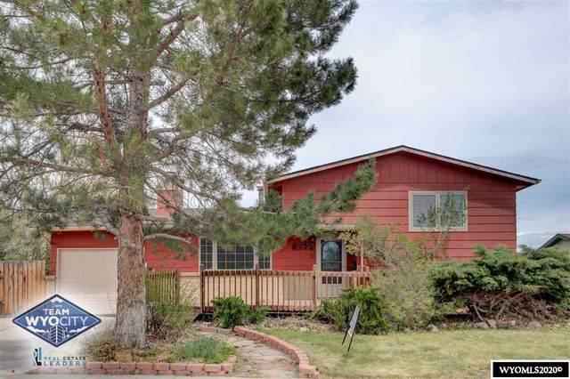 6572 Cherokee Lane, Casper, WY 82604 (MLS #20201725) :: Lisa Burridge & Associates Real Estate