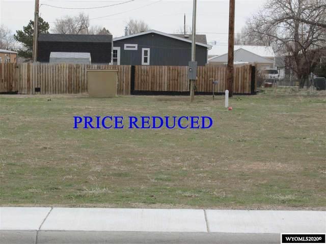 135 Texas Street, Evansville, WY 82636 (MLS #20201809) :: Lisa Burridge & Associates Real Estate