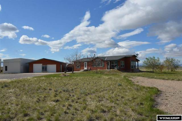 23 Mandalay Drive, Riverton, WY 82501 (MLS #20201825) :: RE/MAX The Group