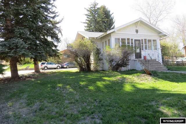 404 & 404 1/2 N 2nd W, Riverton, WY 82501 (MLS #20202189) :: Lisa Burridge & Associates Real Estate