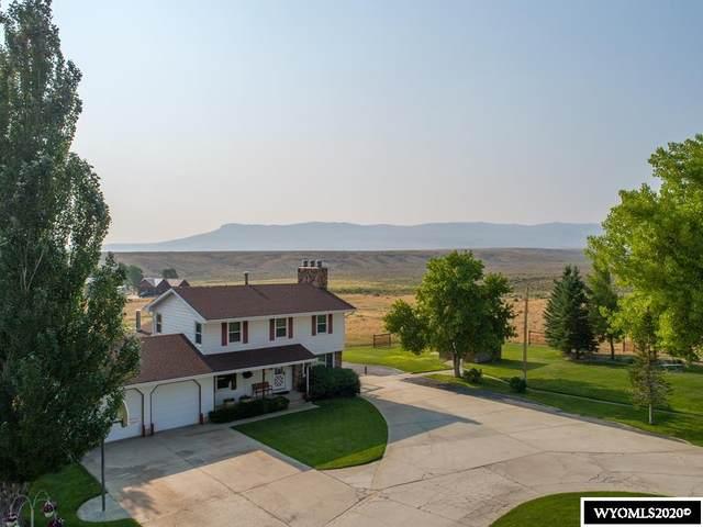 19A Kolman Ranch Road, Rock Springs, WY 82901 (MLS #20202216) :: RE/MAX The Group