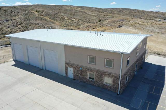 1730 Decora Drive, Rock Springs, WY 82901 (MLS #20202226) :: Lisa Burridge & Associates Real Estate