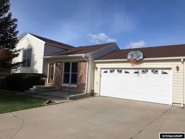 2226 Kilmary Drive, Rawlins, WY 82301 (MLS #20202389) :: Lisa Burridge & Associates Real Estate