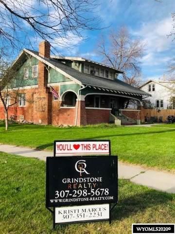 500 Cedar Street, Douglas, WY 82633 (MLS #20202403) :: RE/MAX The Group