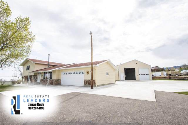 4425 Pursel Drive, Casper, WY 82604 (MLS #20202410) :: RE/MAX The Group