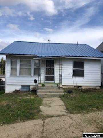 514 Sapphire Street, Kemmerer, WY 83101 (MLS #20202429) :: RE/MAX The Group