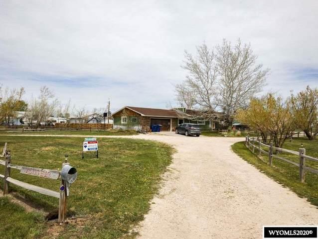 1529 N Grass Creek, Casper, WY 82604 (MLS #20202498) :: RE/MAX The Group