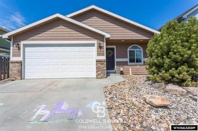 3382 Chaparral, Casper, WY 82604 (MLS #20203131) :: Lisa Burridge & Associates Real Estate