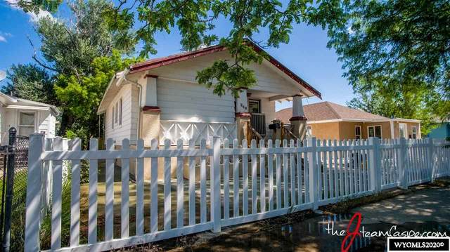 246 E G St., Casper, WY 82601 (MLS #20203237) :: Real Estate Leaders