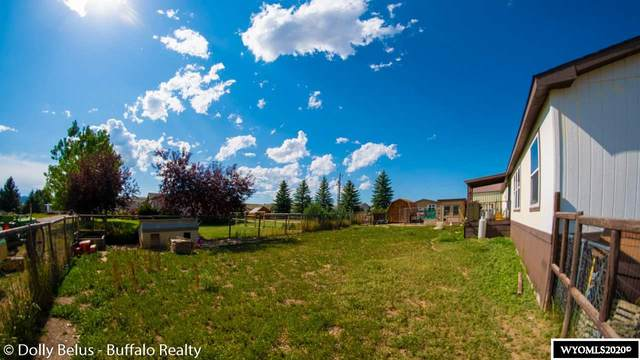 220 Fir Street, Buffalo, WY 82834 (MLS #20203302) :: RE/MAX Horizon Realty