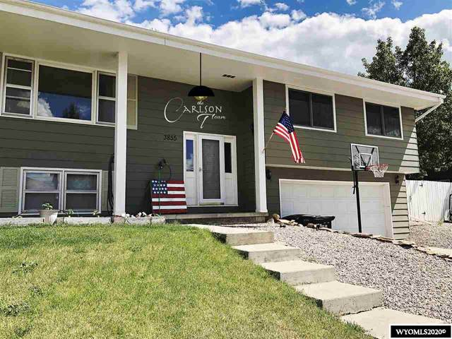3855 Placid Drive, Casper, WY 82604 (MLS #20203309) :: RE/MAX The Group