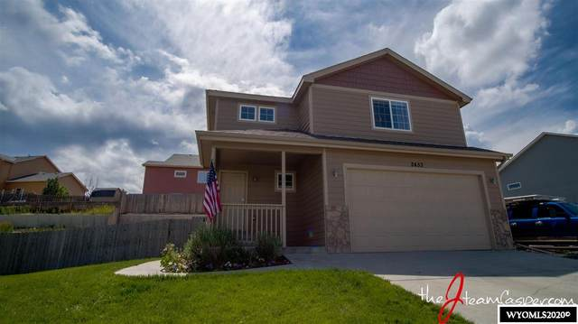 2453 Shumway, Casper, WY 82601 (MLS #20203420) :: Real Estate Leaders