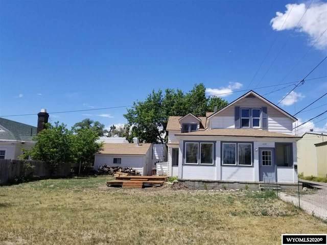 610 3rd Street, Rawlins, WY 82301 (MLS #20203460) :: Lisa Burridge & Associates Real Estate