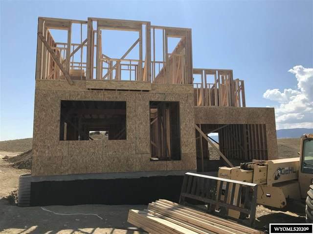 827 Dusty Trail, Mills, WY 82604 (MLS #20203466) :: Lisa Burridge & Associates Real Estate