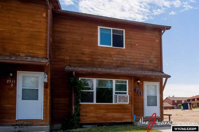 2511 Farnum  Unit 1, Casper, WY 82609 (MLS #20203483) :: Real Estate Leaders