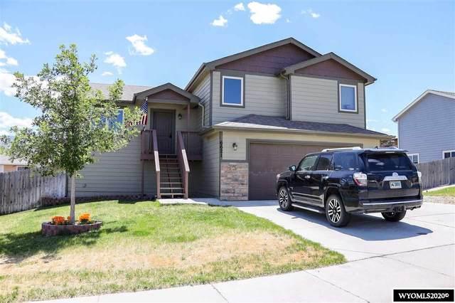6621 S South Springs Road, Casper, WY 82604 (MLS #20203606) :: Lisa Burridge & Associates Real Estate