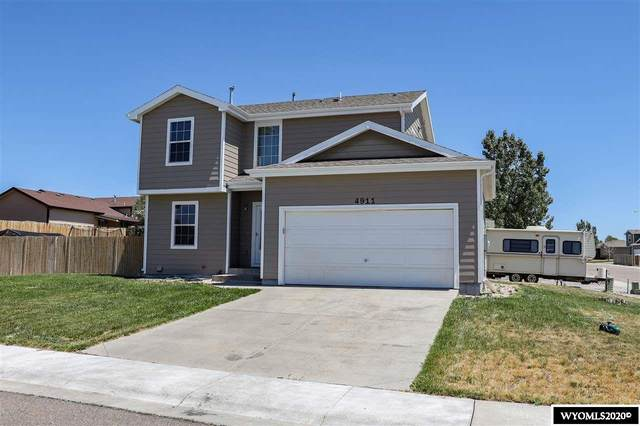 4911 Turpin, Bar Nunn, WY 82601 (MLS #20203642) :: RE/MAX The Group