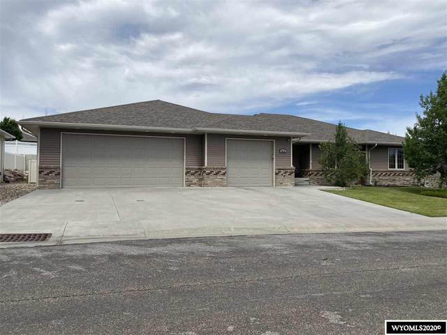 4836 Vista Way, Casper, WY 82601 (MLS #20203787) :: Lisa Burridge & Associates Real Estate
