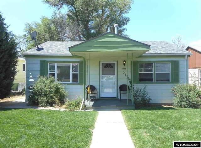 1348 S Wilson Street, Casper, WY 82601 (MLS #20204023) :: RE/MAX The Group
