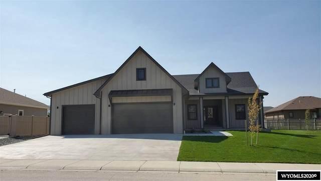 5241 Gladstone Street, Casper, WY 82609 (MLS #20204032) :: Lisa Burridge & Associates Real Estate