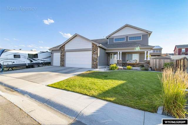 994 Eagle, Douglas, WY 82633 (MLS #20204149) :: RE/MAX The Group
