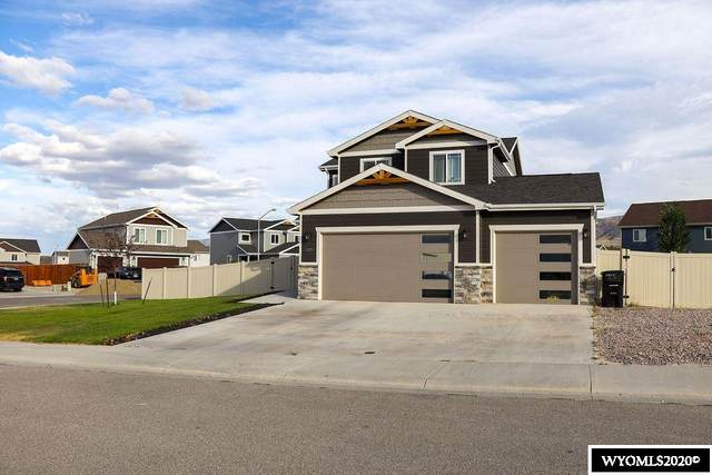6809 Rogue River, Casper, WY 82604 (MLS #20204237) :: RE/MAX The Group