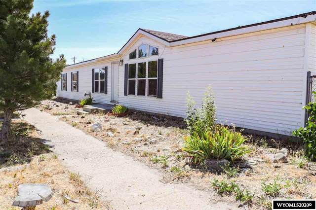 352 N Lincoln Street, Casper, WY 82601 (MLS #20204350) :: Lisa Burridge & Associates Real Estate