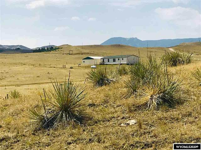 84 Maverick Trail, Buffalo, WY 82834 (MLS #20204571) :: Lisa Burridge & Associates Real Estate