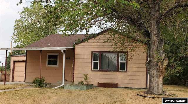 1615 S Washington, Casper, WY 82601 (MLS #20204703) :: Real Estate Leaders
