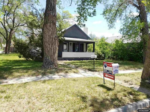 401 S 5th Street, Douglas, WY 82633 (MLS #20204800) :: Lisa Burridge & Associates Real Estate
