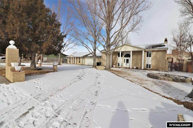 470 Ironwood Street, Green River, WY 82935 (MLS #20204887) :: Real Estate Leaders