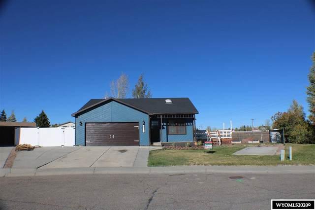 3119 Scott Circle, Rock Springs, WY 82901 (MLS #20204967) :: Lisa Burridge & Associates Real Estate