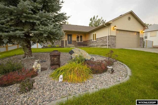 1125 North Fork Drive, Douglas, WY 82633 (MLS #20205416) :: Lisa Burridge & Associates Real Estate