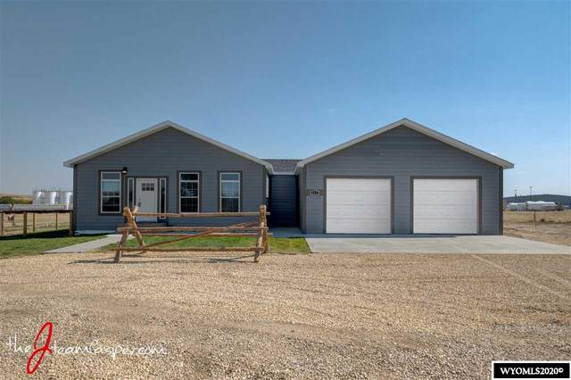 647 Mystery Bridge Road, Evansville, WY 82636 (MLS #20205446) :: RE/MAX The Group