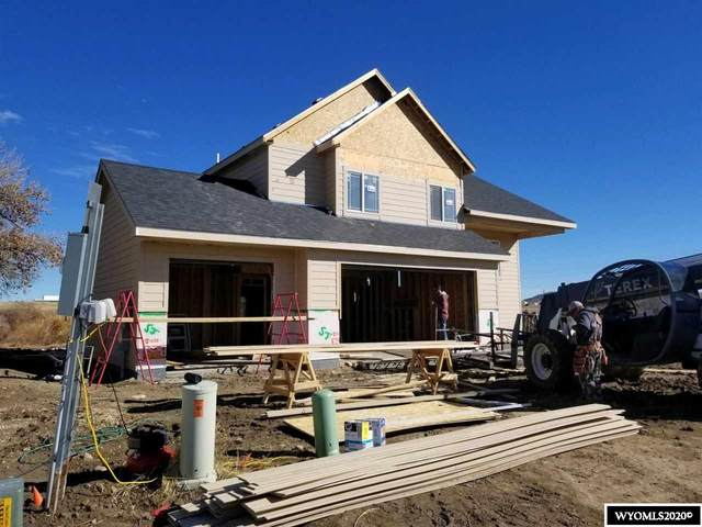 1238 Big Horn Dr., Douglas, WY 82633 (MLS #20205450) :: RE/MAX The Group
