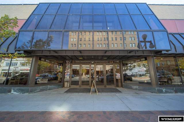 201 E 2nd Street, Casper, WY 82601 (MLS #20205595) :: Real Estate Leaders