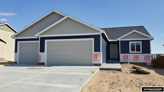 3141 Indian Scout Drive, Casper, WY 82604 (MLS #20205646) :: RE/MAX Horizon Realty