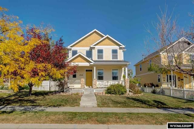 4546 E 21st Street, Casper, WY 82609 (MLS #20205835) :: Lisa Burridge & Associates Real Estate
