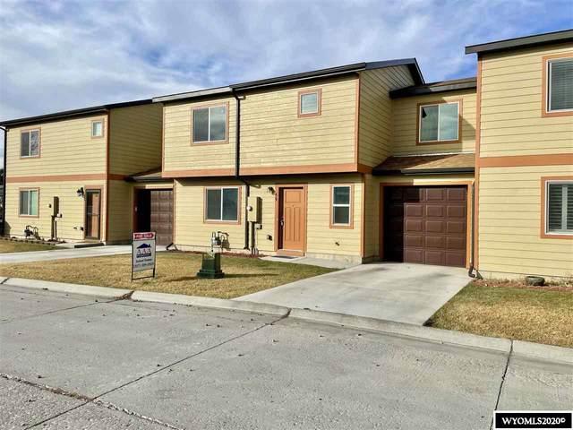 700 Shoshone #59, Green River, WY 82935 (MLS #20205930) :: RE/MAX Horizon Realty