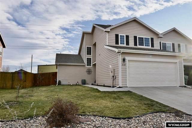 1131 Meadow Lane, Douglas, WY 82633 (MLS #20206412) :: Lisa Burridge & Associates Real Estate