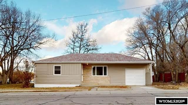 1405 Collins Street, Rock Springs, WY 82901 (MLS #20206488) :: Lisa Burridge & Associates Real Estate
