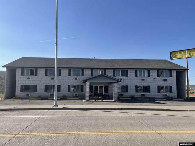 419 Coral St, Kemmerer, WY 83101 (MLS #20206510) :: Broker One Real Estate