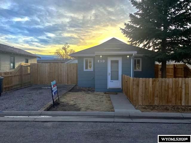 809 Platte, Mills, WY 82644 (MLS #20206865) :: Real Estate Leaders