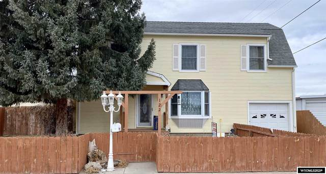 122 S 13th, Worland, WY 82401 (MLS #20210324) :: RE/MAX The Group