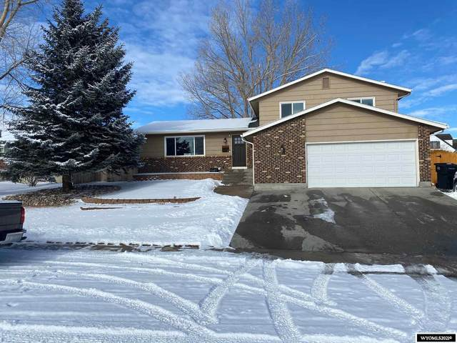 1140 Derby, Casper, WY 82609 (MLS #20210775) :: RE/MAX Horizon Realty