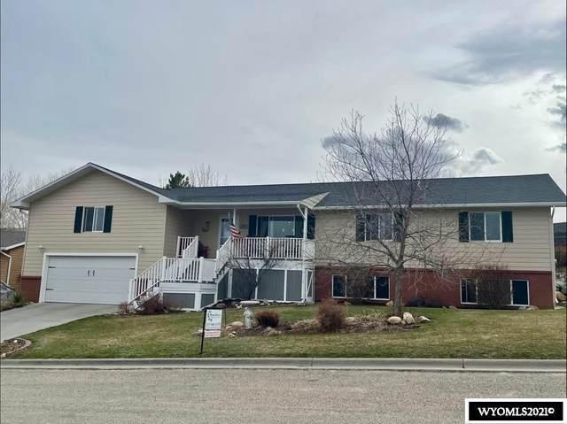 906 Delaware Drive, Buffalo, WY 82834 (MLS #20210810) :: Real Estate Leaders