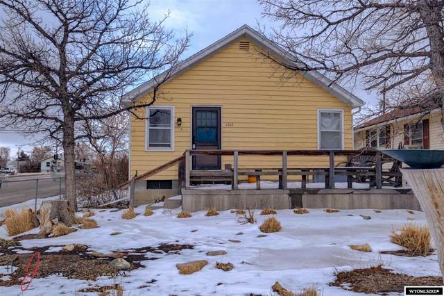 1303 S Boxelder, Casper, WY 82604 (MLS #20210911) :: Lisa Burridge & Associates Real Estate