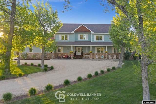 14014 Meadow Lane, Evansville, WY 82636 (MLS #20211422) :: Broker One Real Estate
