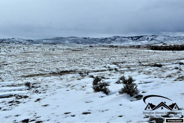 21 Sage Meadows Road, Glenrock, WY 82637 (MLS #20211458) :: Lisa Burridge & Associates Real Estate