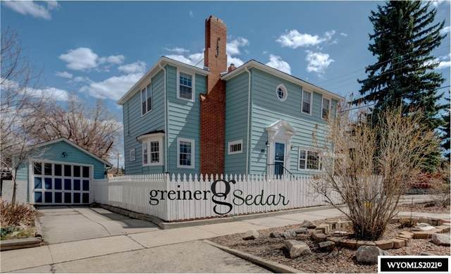 1117 S Lincoln, Casper, WY 82601 (MLS #20211741) :: Broker One Real Estate